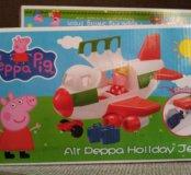 Самолет свинка пеппа