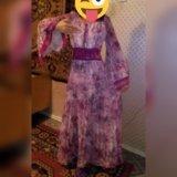 Платье в японским стиле