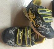 Geox, геокс кроссовки 20 размер