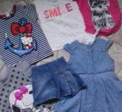 Комплект одежды на 2/3 года