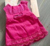 Платье фирменное в подарочной коробке. Новое!!!!