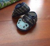 Пинетки. Детская обувь