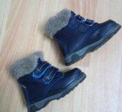 Ботинки зимние р-р 20