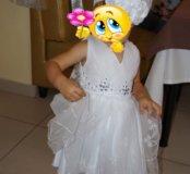 Платье праздничное 80-95