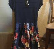Новое платье с этикеткой!