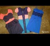 2 платья