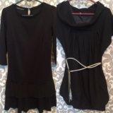 Платья черные