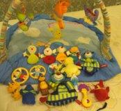 Развивающий коврик lullababy