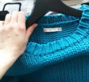 свитер Zara oversize