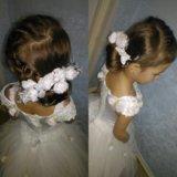 Детские вечерние прически и косы
