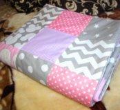 Одеяло-плед новый
