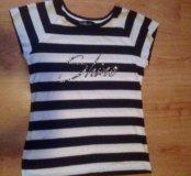 Модная футболка S