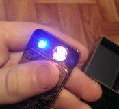 Подарочная Импульсная электро зажигалка