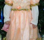 Платье от 2 лет с мешурой