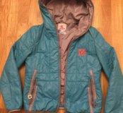 Демизионая куртка