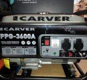 Генератор бензиновый Carver 3600A