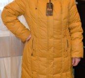 НОВОЕ женское зимнее пальто