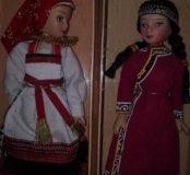 Куклы в костюмах деАгостини