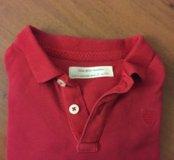 Рубашка поло Zara 104р