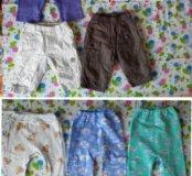 Детские штаны/ползунки