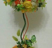 Топиарий - дерево счастья