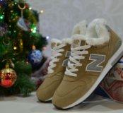Зимние кроссовки New Balance (37-38 размеры)