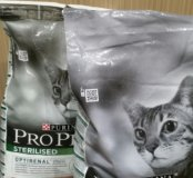 Сухой корм для кошек PRO PLAN