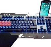 A4tec b418 Клавиатура с подсветкой