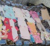 Вещи на девочку от 6 месяцев