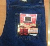 Утеплённые джинсы Wrangler