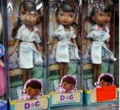 Кукла Доктор Плюшева Новая