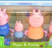 Семья Пеппы