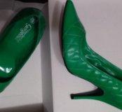 Туфли оригинальные на 38р-абсолютно новые