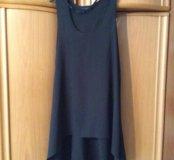 Шифоновая туника/платье