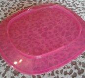 тарелка устойчивая к микроволновке