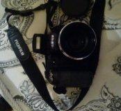 Fujifilm, фотоаппарат.