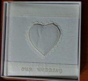 Свадебный Кожаный Альбом 10×15