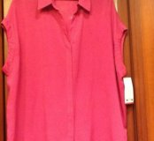 Женская блуза - туника 54-56 размер. Новая.