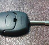 Изготовление автомобильных ключей на форд