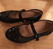 Школьные туфли 36