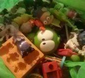 Игрушки из Макдоналса