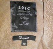 Пиджак вельветовый 48 размер