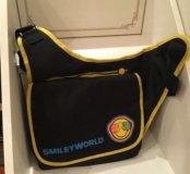 Прикольная сумка на плечо