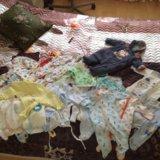 Одежда для новорожденного малыша пакетом р-р 48-50
