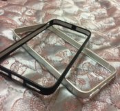 Бампер аллюминиевый на IPhone 5
