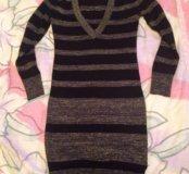 42-44 эффектное платье