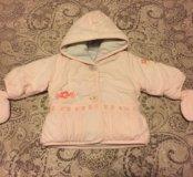 Курточка детская Absorba