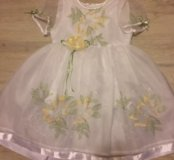 Продам нарядное красивое платье
