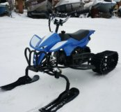 Детский снего-квадроцикл
