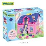 Описание Игровой дом для кукол Wader Play House